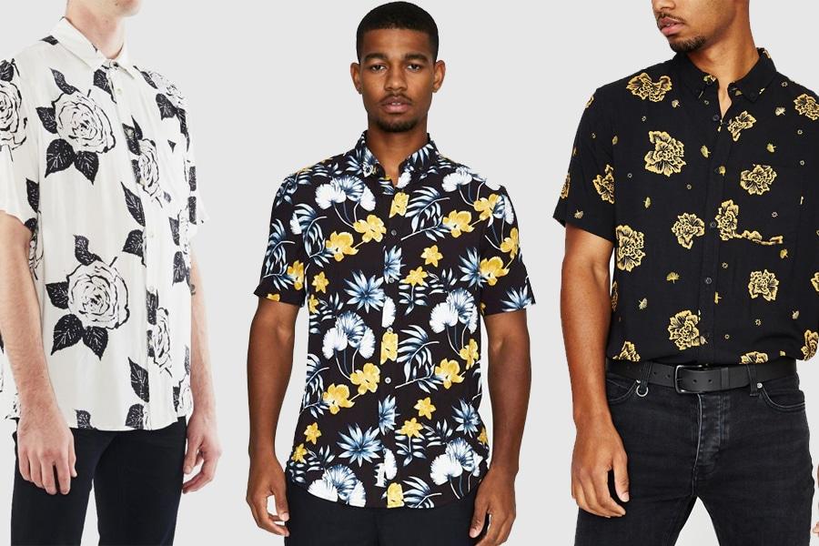 Arvust Hawaiian shirts