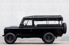 land rover petrol vehicle