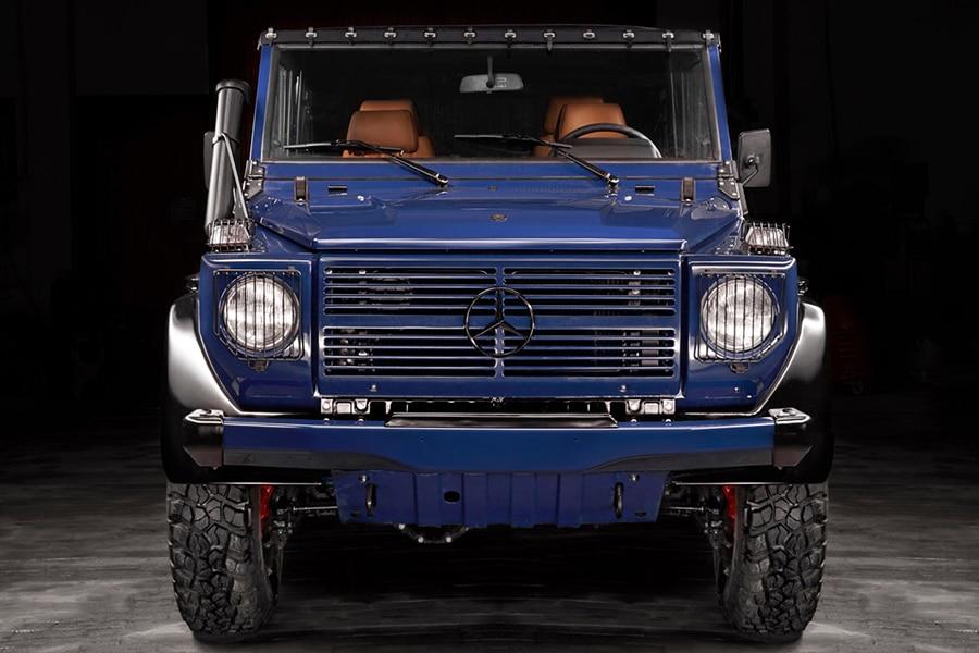 Mercedes-Benz front