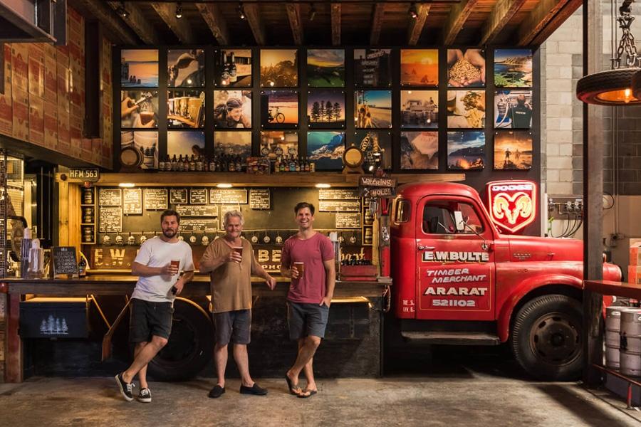 Brookvale Brewery Truckbar