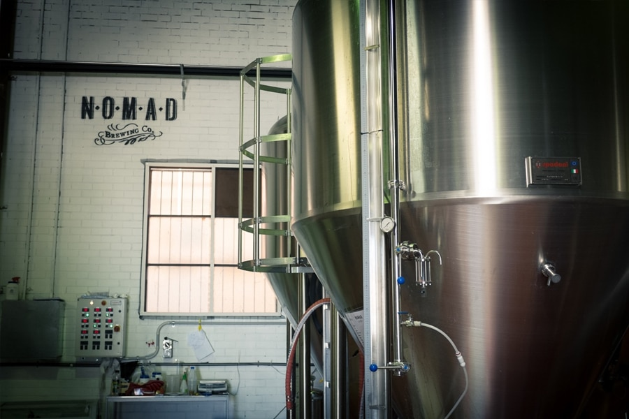 Nomad Brewing co