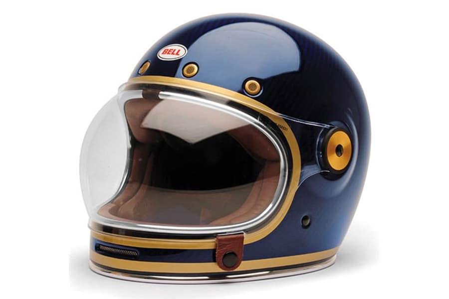 Bell Bullitt Carbon Motorcycle Helmet