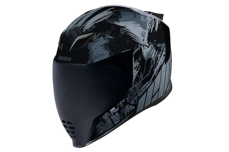 Icon Airflite Stim Motorcycle Helmet