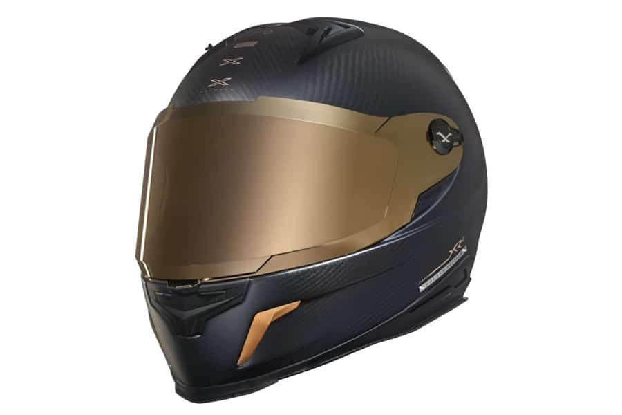 Nexx XR2 Carbon Golden Edition Motorcycle Helmet