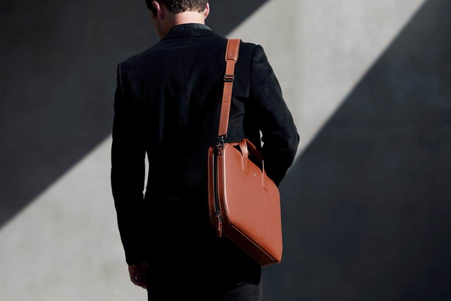 Bellroy ups its Game with Two Full Leather Bags