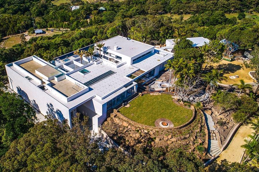 Chris Hemsworth Mansion