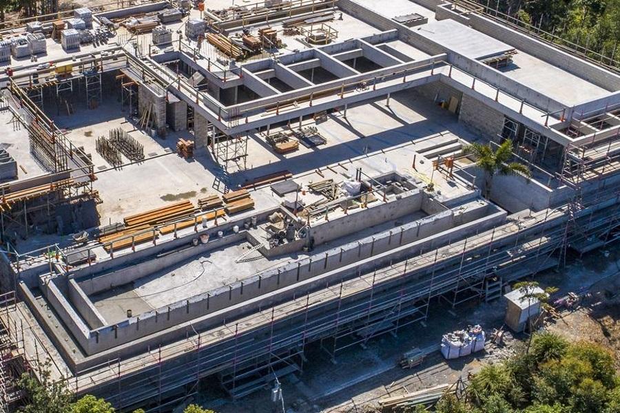 Chris Hemsworth's Huge Byron-Bay Mega-Mansion Revealed