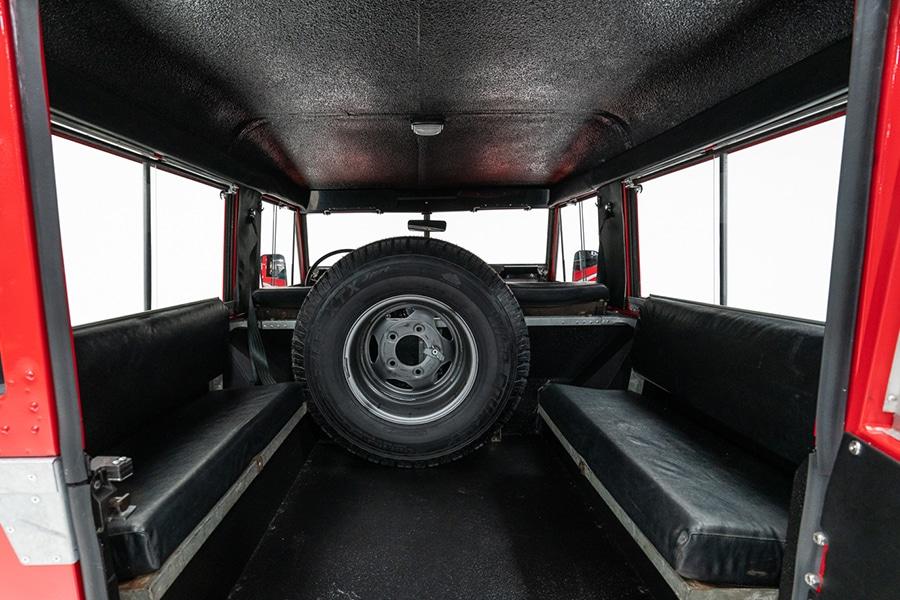 back seat classic cars