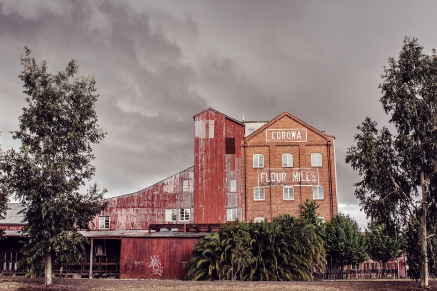 australian whisky distillery