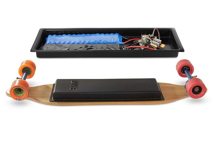 diy electric skateboard kit