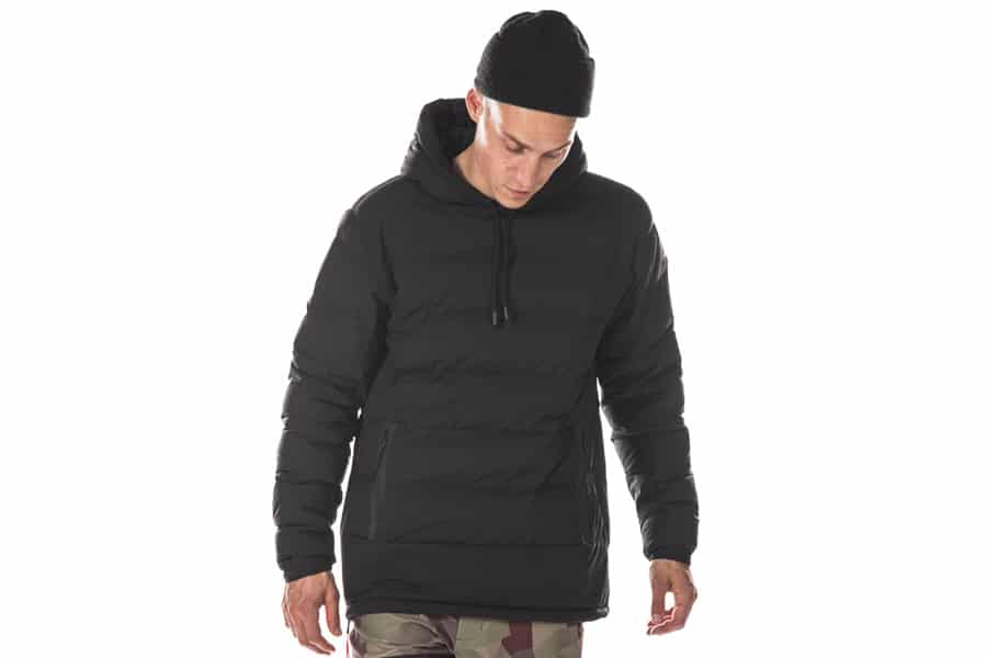 Robson Down Hoody is Designed for Mountain Climbing