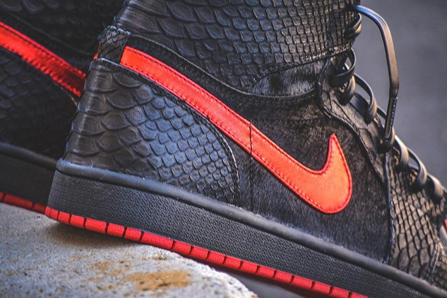 Custom Tesla Nike Air Jordans
