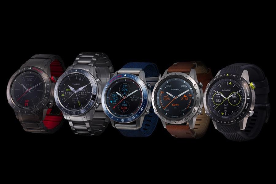 Garmin Announces MARQ Adventure Smartwatch Series