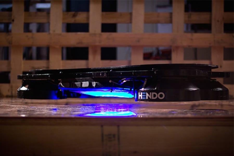 Hendo real hoverboard