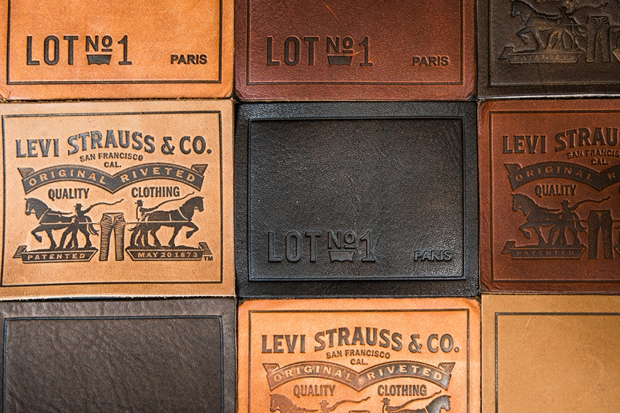 Levi Jeans badge