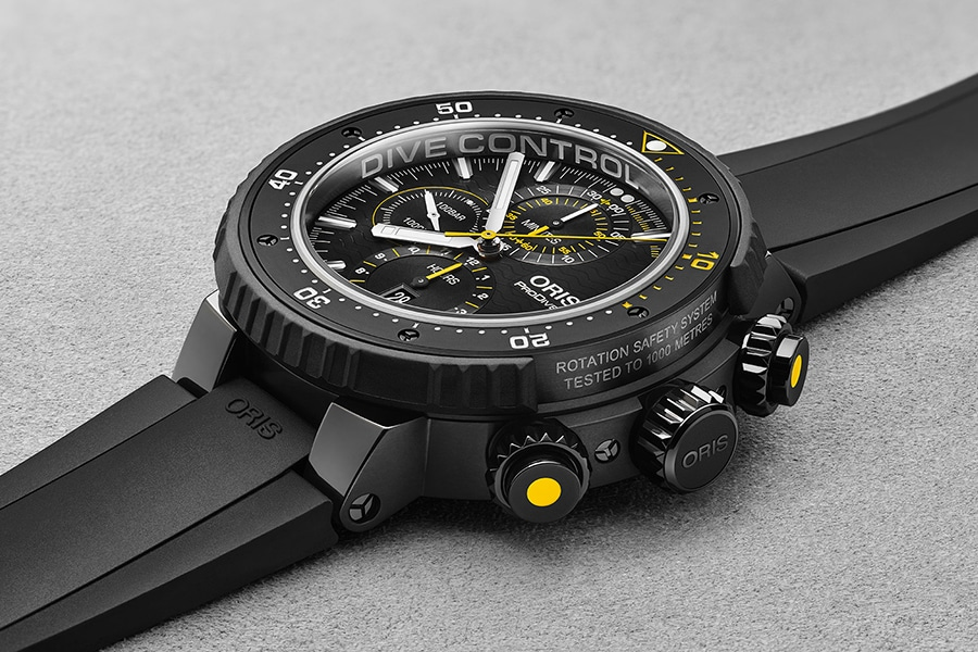Oris Diver Watch Builds on Legacy