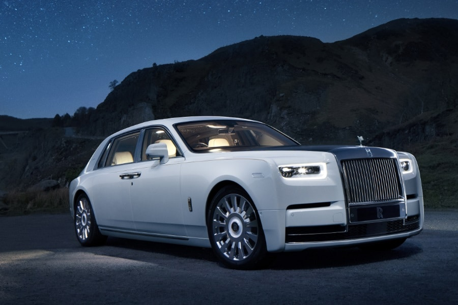 The Rolls-Royce Phantom Tranquility is as Awesome as it Sounds
