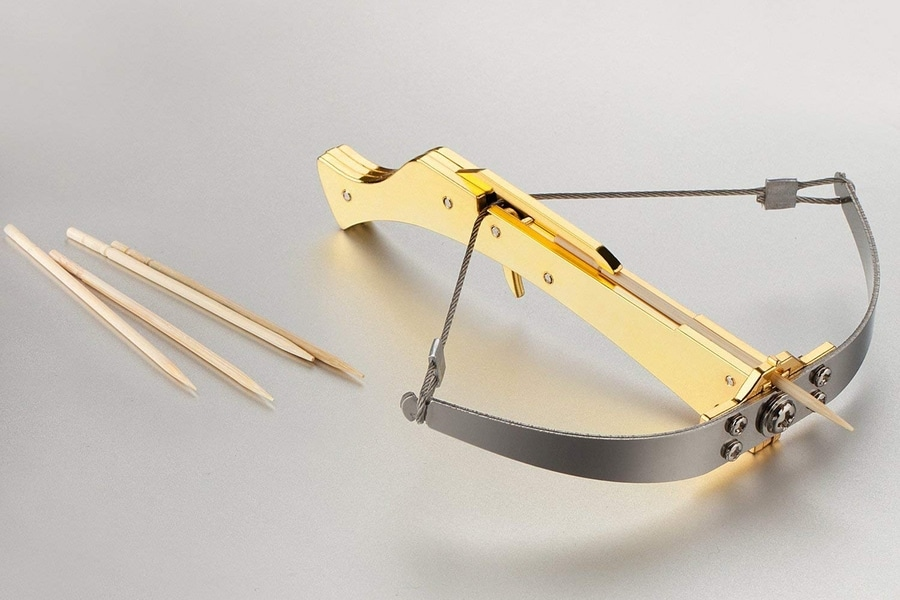 Toothpick Crossbow