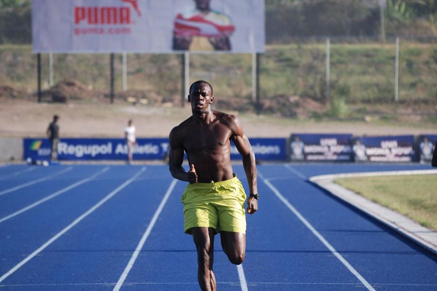 Usain Bolt Workout Plan