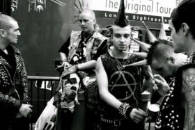 Punk rockers