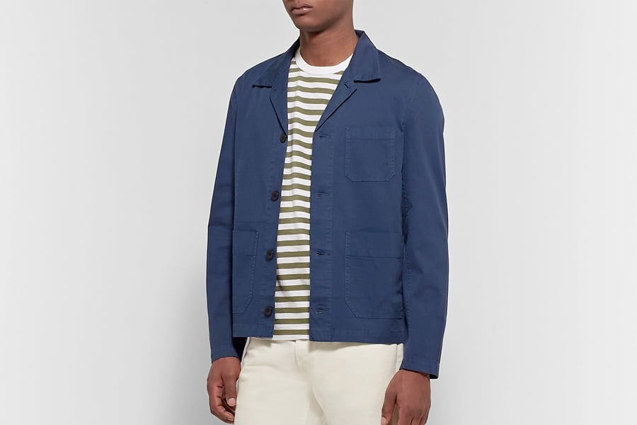 alex-Mill-Slim-Fit-Camp-Collar-Cotton-Blend-Twill-Shirt-Jacket