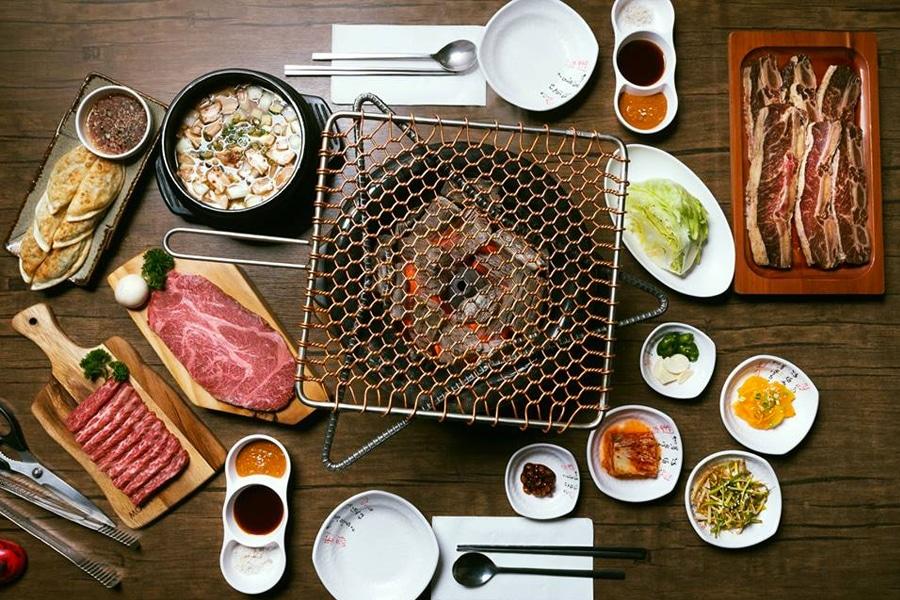 Hwaro Korean BBQ