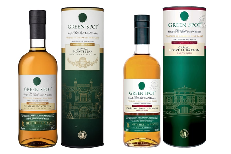 Green Spot Whiskey