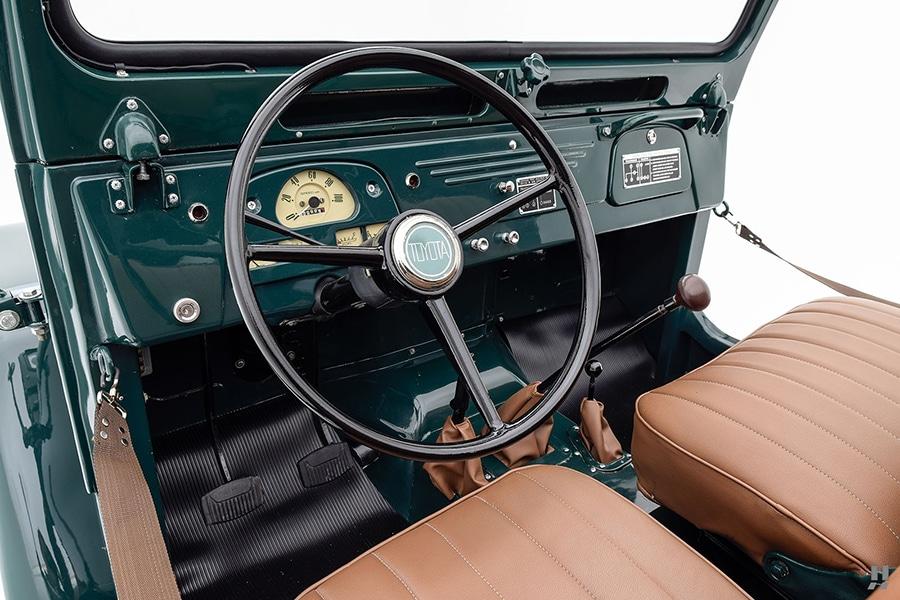 steering wheel land cuiser