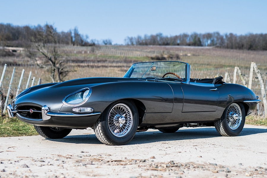 1963 Jaguar E-Type is Still as Beautiful as the Day it Rolled off the Line