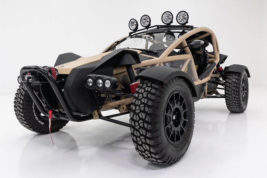 Ariel Nomad Tactical Buggy Ready for Launch
