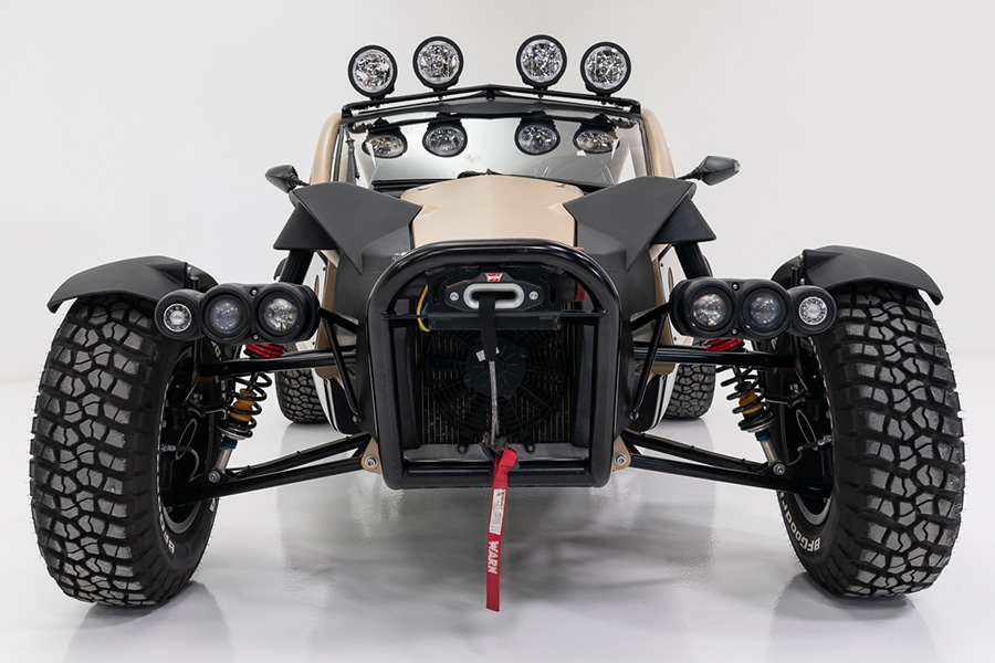 front ariel nomad buggy