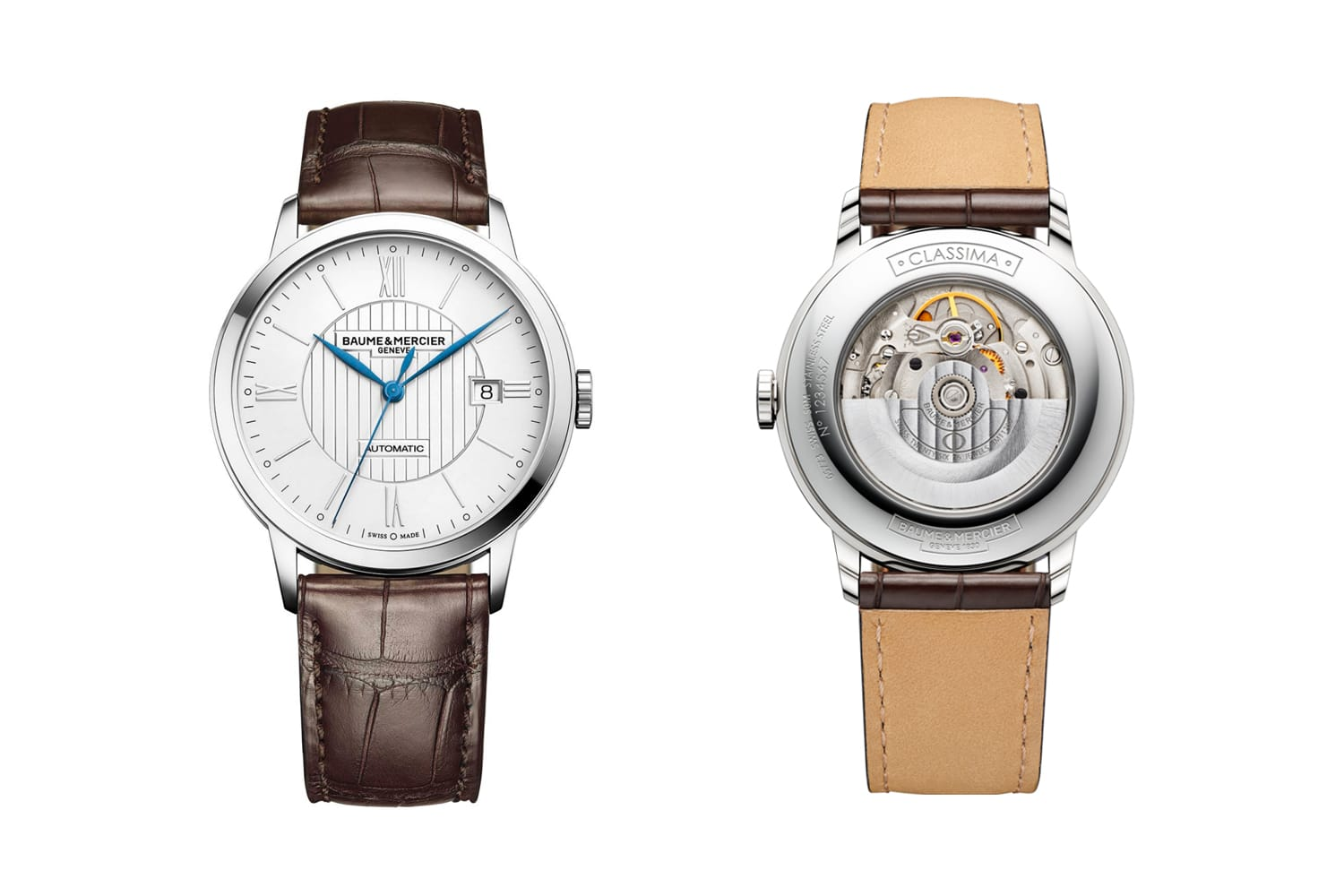 baume and mercier classima 10214 watch