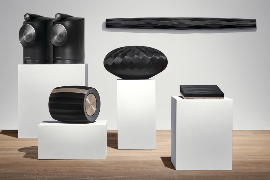 Bowers & Wilkins Pools its Expertise into the Formation Suite