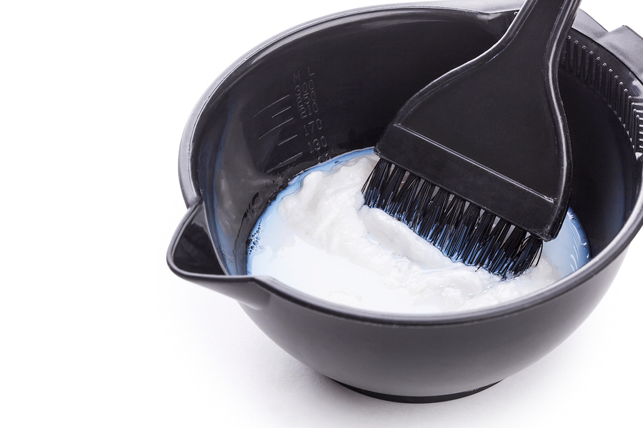 Hair Bleach Mixing bowl