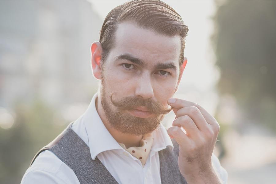 Handlebar Moustache 2