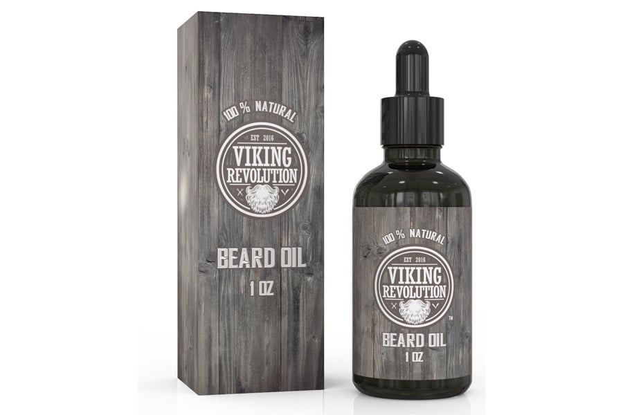 Viking Revolution Beard Oil Conditioner