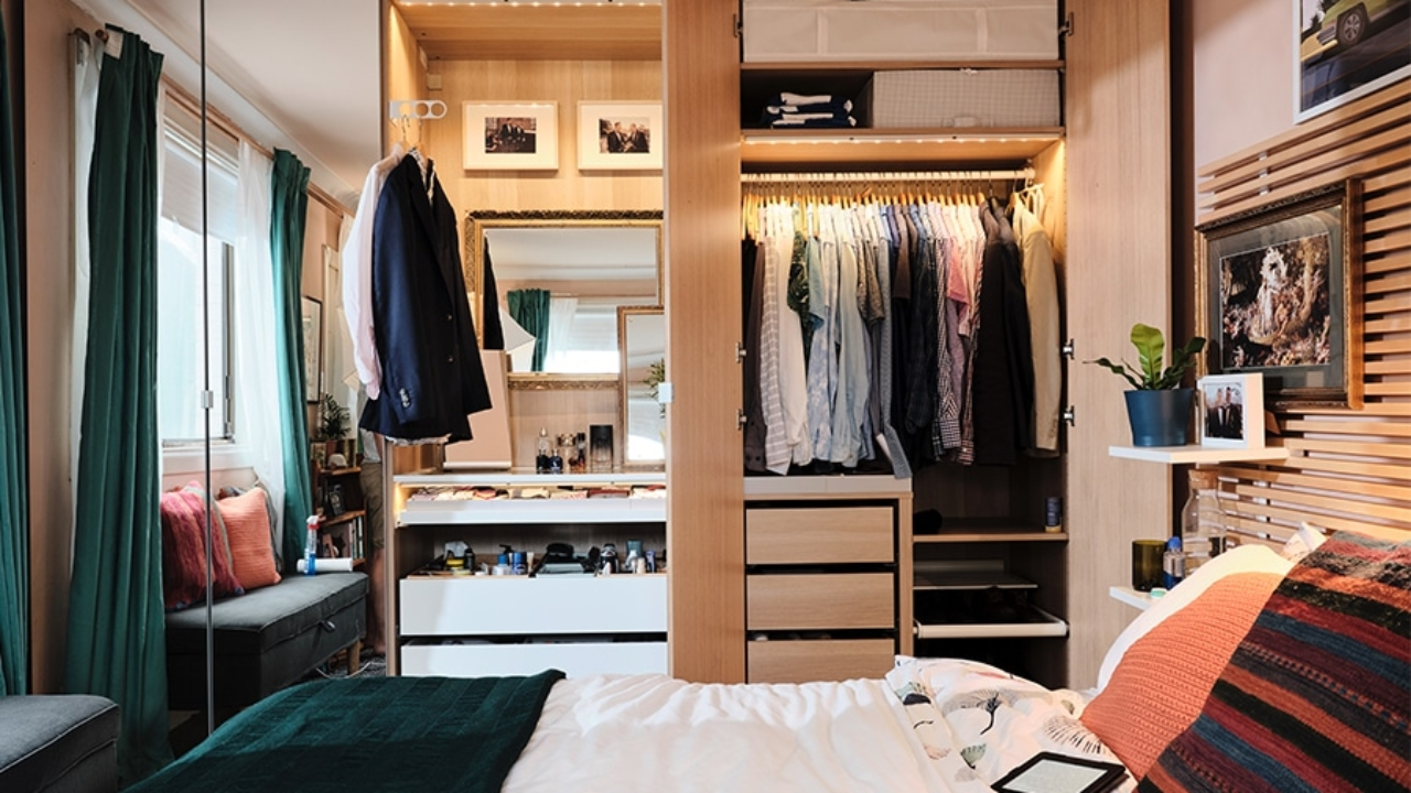 10 Incredible IKEA Bedroom Makeovers (With Before and After Photos