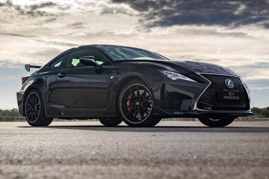 latest lexus sports car