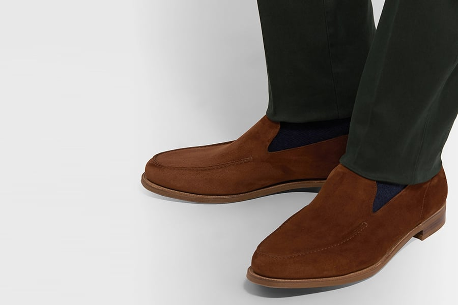 wear by man loafers collection