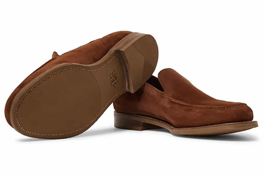 mr porter loafers