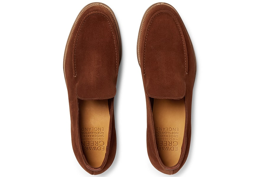 porter british loafers