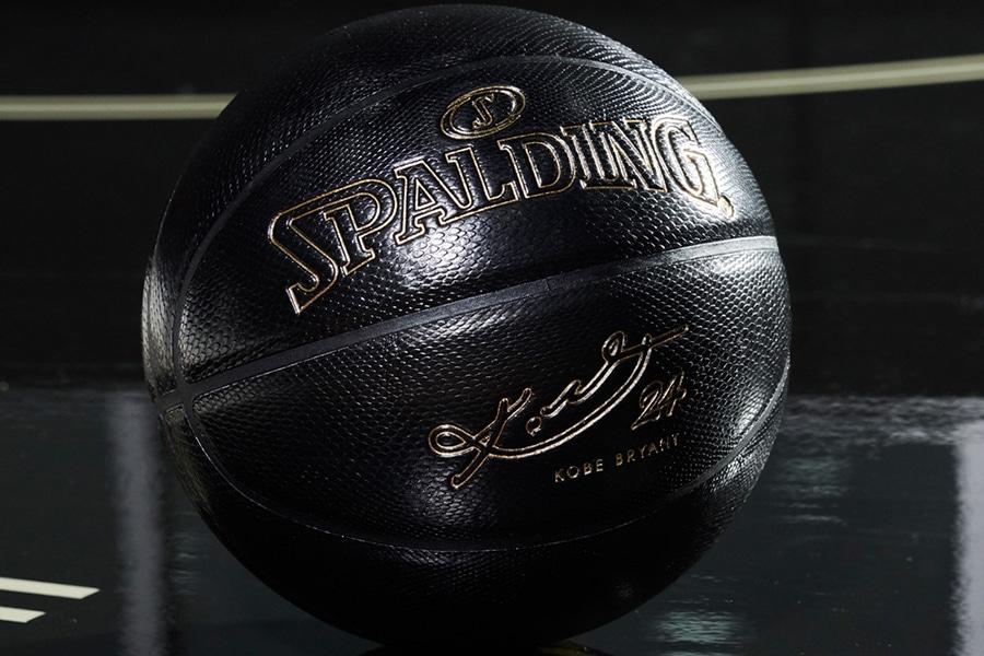 black mamba spalding ball