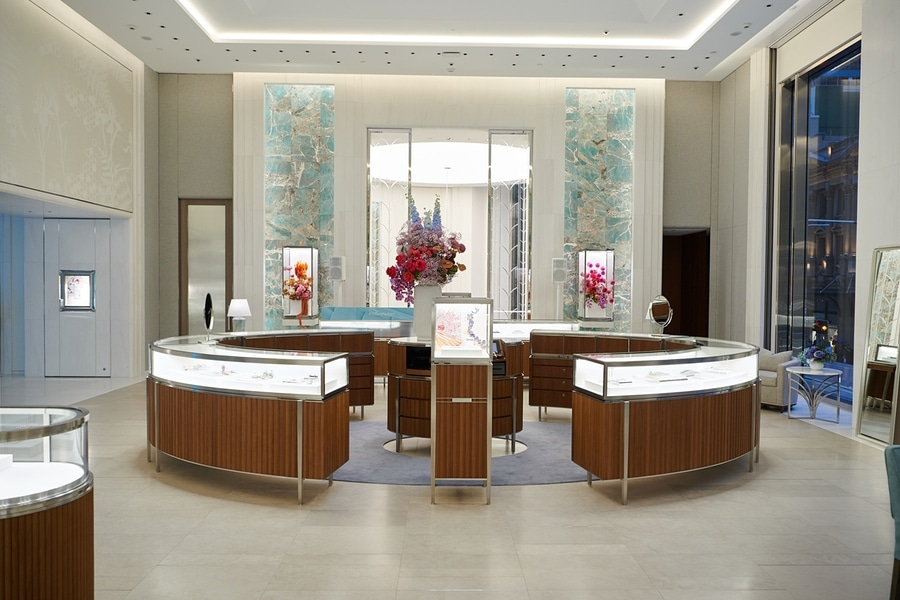 TIFFANY & CO. UNVEIL THE NEW SYDNEY FLAGSHIP STORE