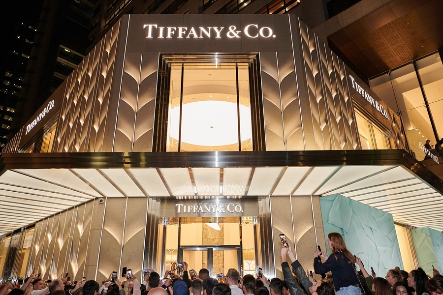 TIFFANY & CO. UNVEIL THE NEW SYDNEY FLAGSHIP STORE WITH KENDALL JENNER
