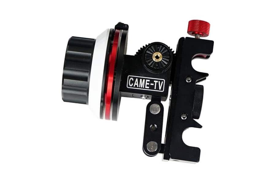 Came-TV FF-01 Follow Focus with AB Hard Stops for 15mm Rod