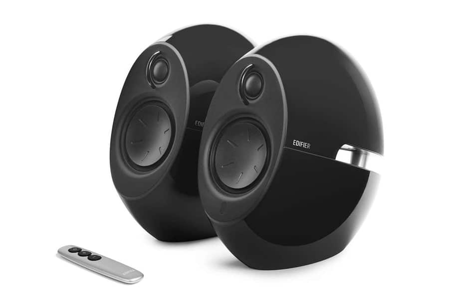 Edifier e25HD Luna Eclipse Bluetooth Speakers with Digital Optical Input