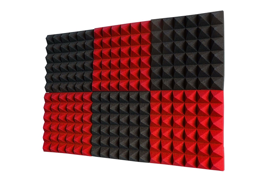 IZO All Supply Acoustic Foam Tiles