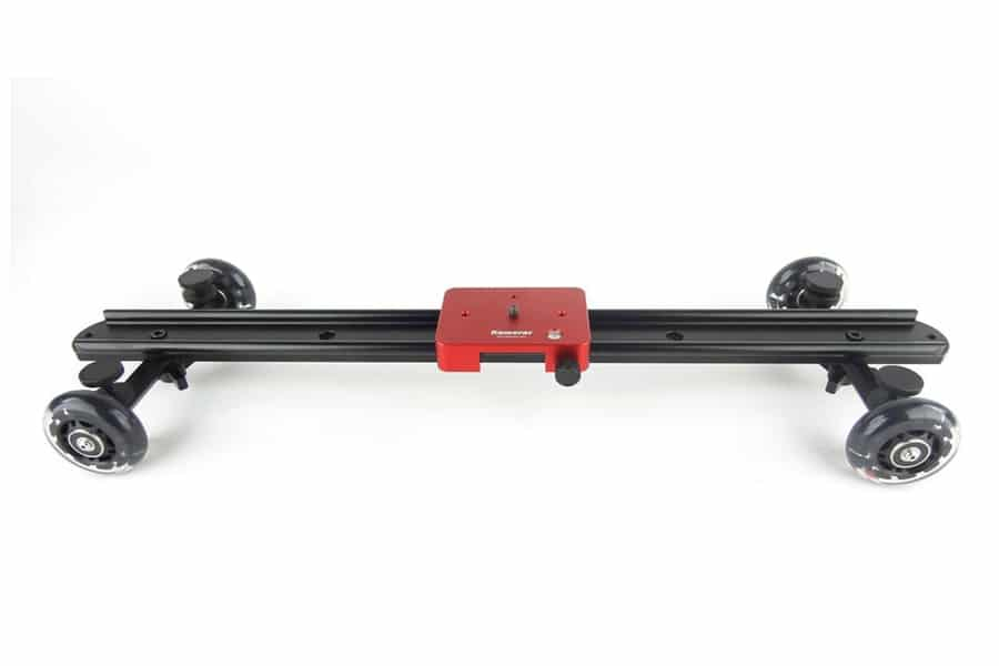 KAMERAR SD-1 60CM DSLR DV Camera Track Dolly Slider Video Stabilization System