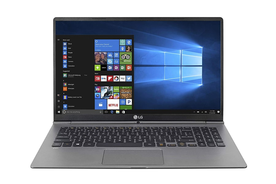 LG Gram 15.6 Touchscreen Laptop