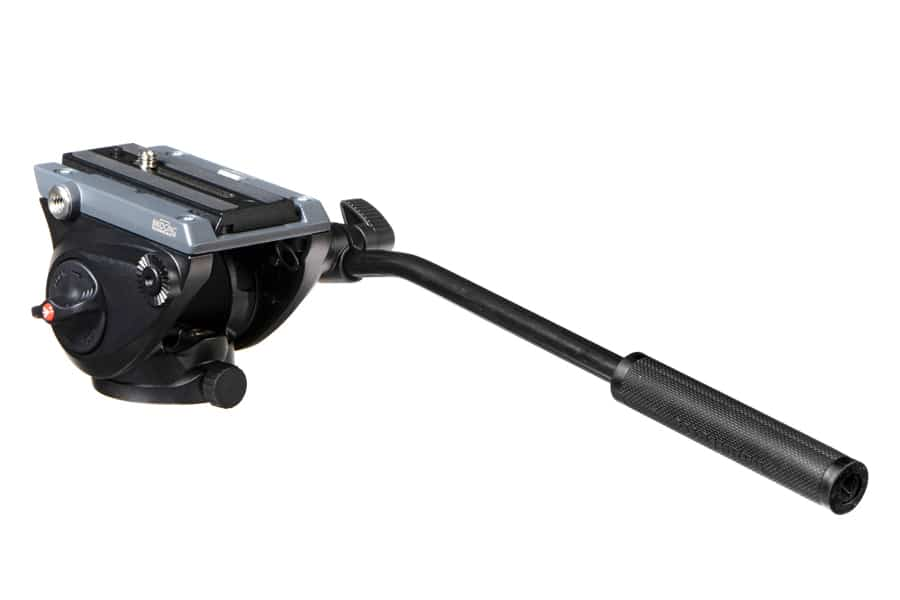 Manfrotto MVH500AH Flat Base Pro Fluid Head